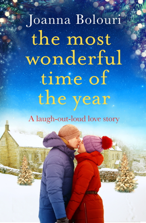 The Most Wonderful Time of the Year - Joanna Bolouri
