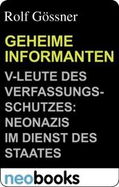 Download and Read Online Geheime Informanten