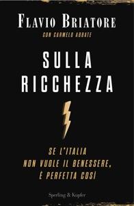 Sulla ricchezza Book Cover