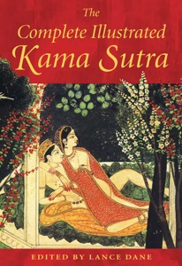 The Complete Illustrated Kama Sutra Book Cover
