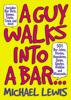 Michael Lewis - A Guy Walks Into A Bar... artwork