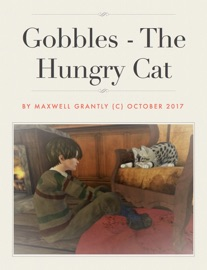Gobbles The Hungry Cat