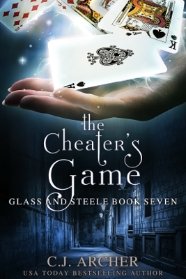 The Cheater's Game - C.J. Archer book