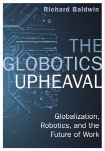 The Globotics Upheaval Cover Book