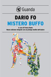 Mistero buffo Libro Cover