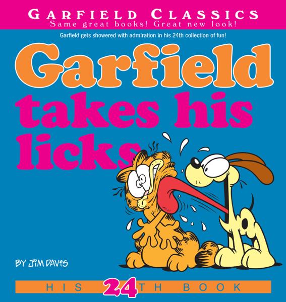 Garfield Takes His Licks