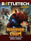 BattleTech Legends Warrior Coup The Warrior Trilogy Book Three