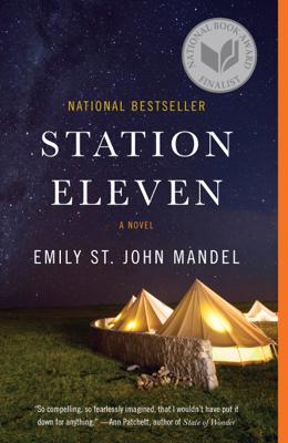 Station Eleven - Emily St. John Mandel book