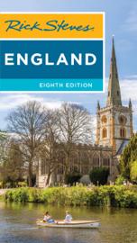 Rick Steves England book