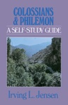 Colossians  Philemon- Jensen Bible Self Study Guide