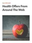 Health Offers From Around The Web