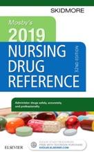 Mosby's 2019 Nursing Drug Reference E-Book