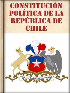 Constitución Política de la República de Chile Book Cover