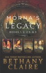 Mornas Legacy Books 1 2 25  3