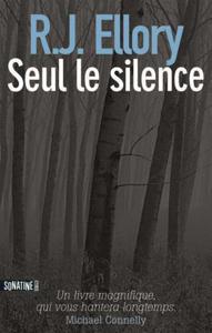 Seul le silence La couverture du livre martien