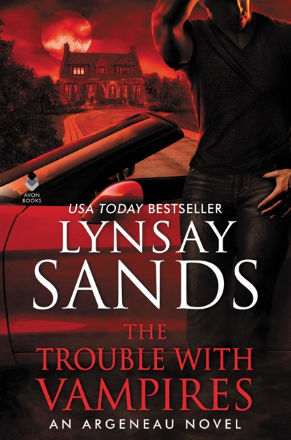 The Trouble With Vampires De Lynsay Sands En Apple Books