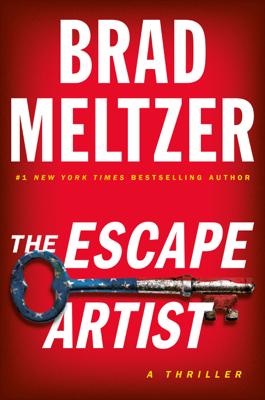 The Escape Artist - Brad Meltzer book
