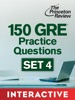 150 GRE Practice Questions, Set 4 (Interactive)