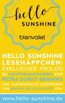 Hello Sunshine Lesehppchen