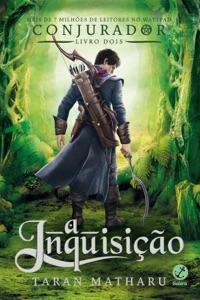 A inquisição Book Cover