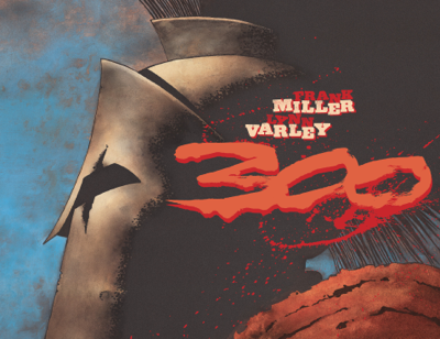 300 - Frank Miller & Various Authors book