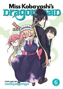 Miss Kobayashi's Dragon Maid Vol. 6 Book Cover