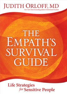 The Empath's Survival Guide Book Cover