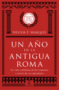 Un año en la antigua Roma Book Cover