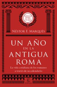 Un año en la antigua Roma Book Cover