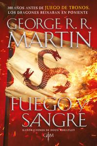 Fuego y Sangre (Canción de hielo y fuego) Book Cover