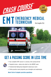 EMT Crash Course with Online Practice Test, 2nd Edition book