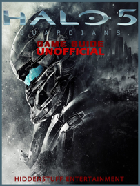 Halo 5 Guardians Game Guide Unofficial book