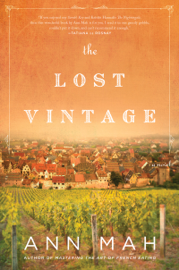 The Lost Vintage - Ann Mah book summary