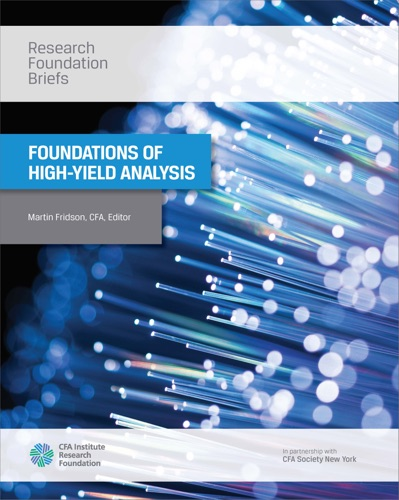 Foundations of High-Yield Analysis