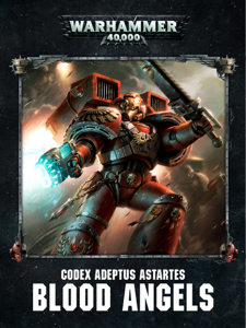 Codex: Blood Angels Enhanced Edition Cover Book