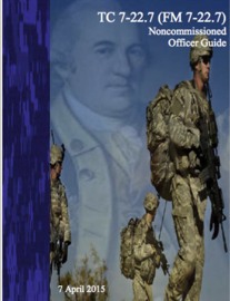Noncommissioned Officer Guide book