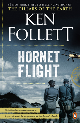 Hornet Flight - Ken Follett book
