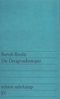 Bertolt Brecht - Die Dreigroschenoper artwork