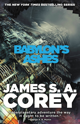 Babylon's Ashes - James S. A. Corey book