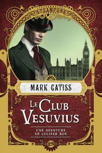 Le Club Vesuvius La couverture du livre martien