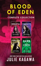 Julie Kagawa Blood Of Eden Complete Collection