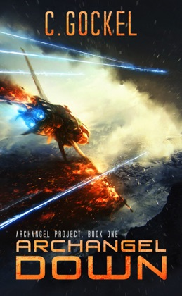 Archangel Down book cover