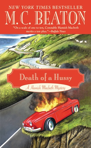M.C. Beaton - Death of a Hussy
