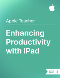 Enhancing Productivity with iPad iOS 11 book