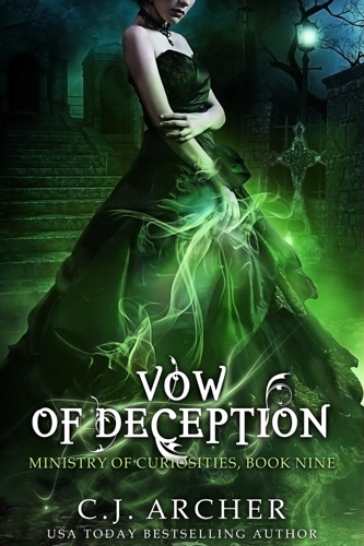 C.J. Archer - Vow of Deception