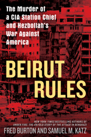 Beirut Rules book