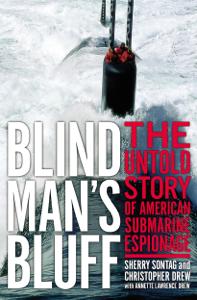 Blind Man's Bluff Boekomslag