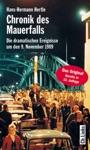 Chronik Des Mauerfalls