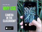 Why use camera in the classroom?