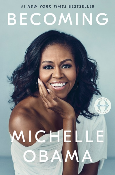 Becoming - Michelle Obama book cover